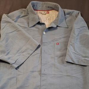 Quicksilver button down dress shirt